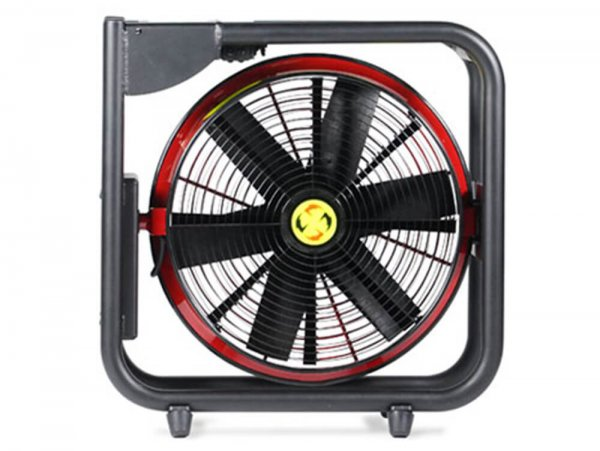 Battery Powered PPVs – Super Vac NEW 16″ Battery Fan