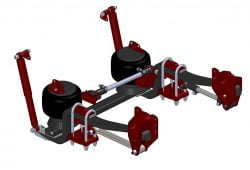WorkMaster Drive Axle Suspension - MODEL 79AR