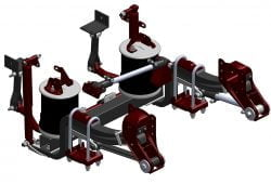 WorkMaster Suspension - MODEL 102AR-HD