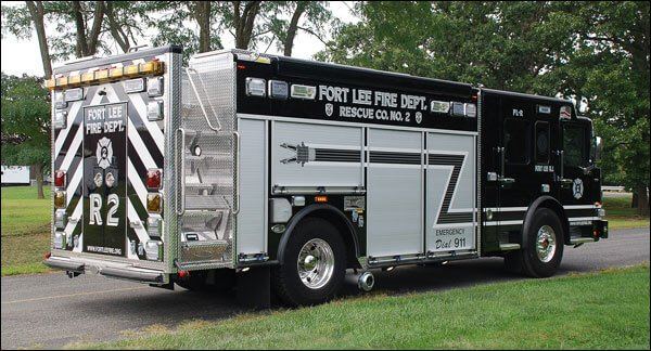 Fort Lee FD Heavy Rescue