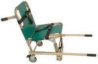 Evacuation Chair with Extended Handles & Four Wheels JSA-800-EHW