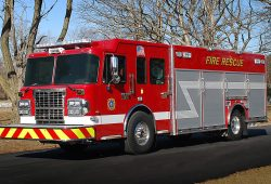 20' Walk-Around w/Upper Storage Heavy Rescue Unit - Available Now!