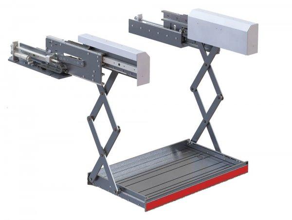 X30 Cargo Lift System
