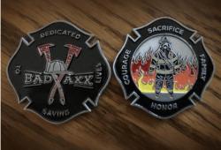 BADAXX CHALLENGE COIN