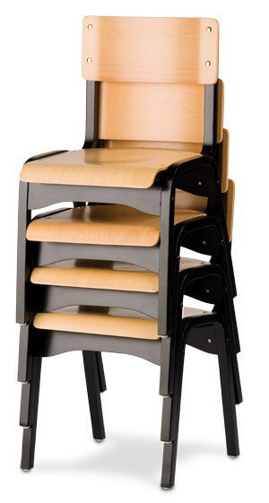 Stackable Chairs & Barstools