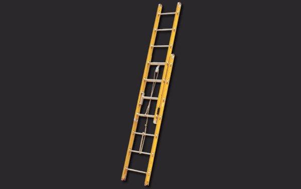 Fiberglass Roof Ladders