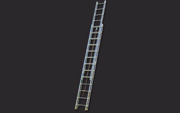 Aluminum Truss Type Roof Ladder