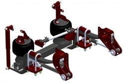 WorkMaster Suspension –  MODEL 102AR
