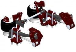 WorkMaster Suspension MODEL 240AR