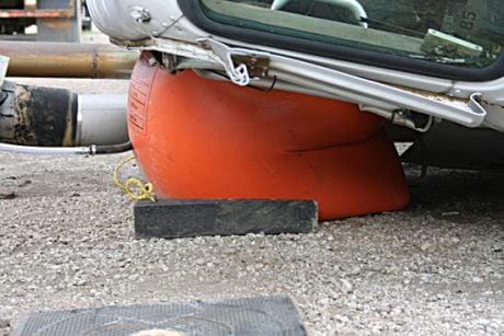 MatJack Low Pressure Lifting Cushions