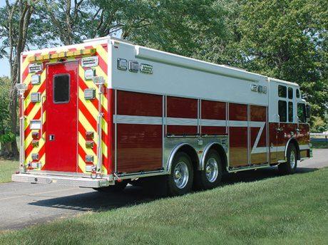 Washington Fire & Hose Co #2 Walk-In Rescue