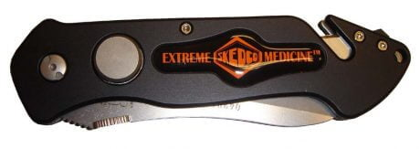 WARFIGHTER MEDIC™ EXTREME MEDICINE®-RESCUE KNIFE 2