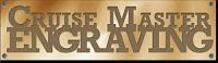 Cruise Master Engraving